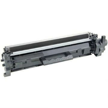 Refurbished Black HP 17A Toner Cartridge - (CF217A)